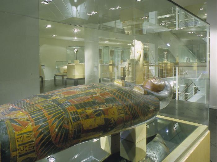 Perspectiva_Sala_1_Museu_Egipci_de_Barcelona