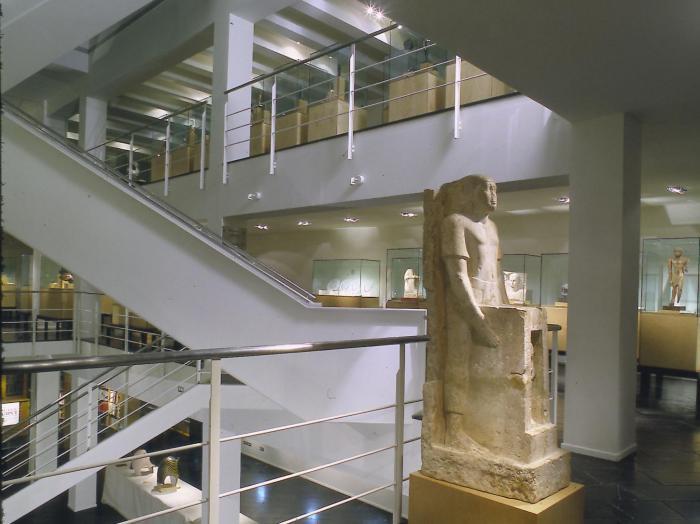 Sala 1 Museu Egipci de Barcelona