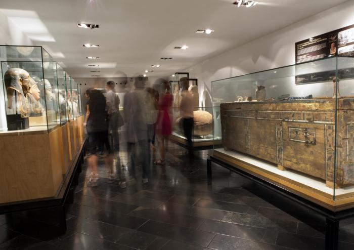 Servei Privat de Visita Guiada al Museu Egipci de Barcelona
