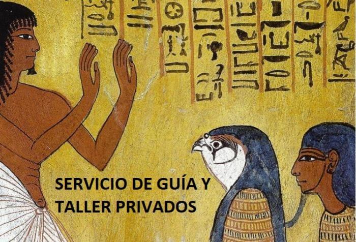 SERVICIO PRIVADO DE GUÍA Y TALLER