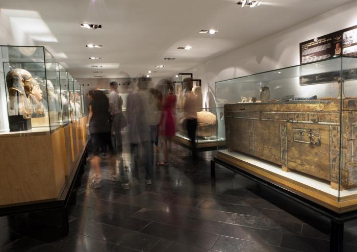 Servicio Privado de Visita Guiada al Museu Egipci de Barcelona