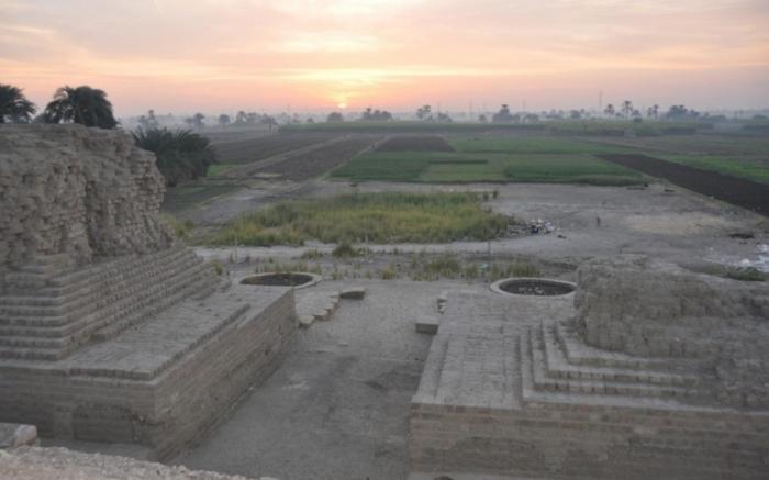 Troballes antropològiques de Tutmosis III en el marc del Temple Project (resultats campanya 2017)