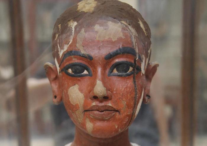 Viaje a Egipto Museo Egipcio Cairo Tutankhamón