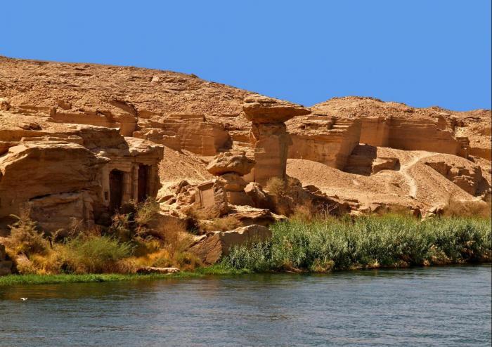 Viaje a Egipto Nilo
