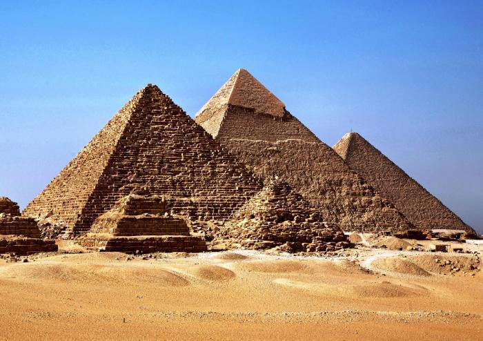 Viaje a Egipto Pirámides de Guiza
