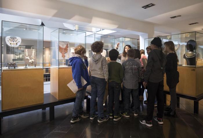 Visita guiada Infantil al Museu Egipci