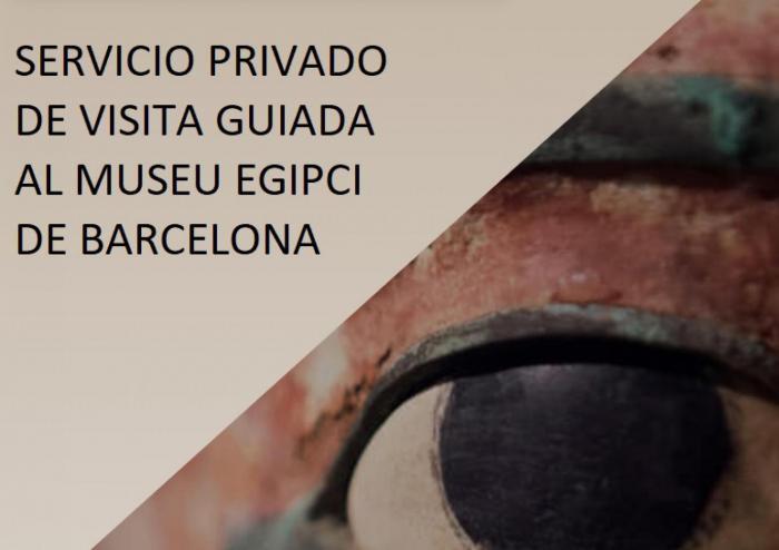 Visita Museo Egipcio de Barcelona